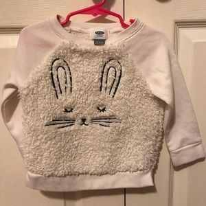 18 - 24 month old navy sweatshirt